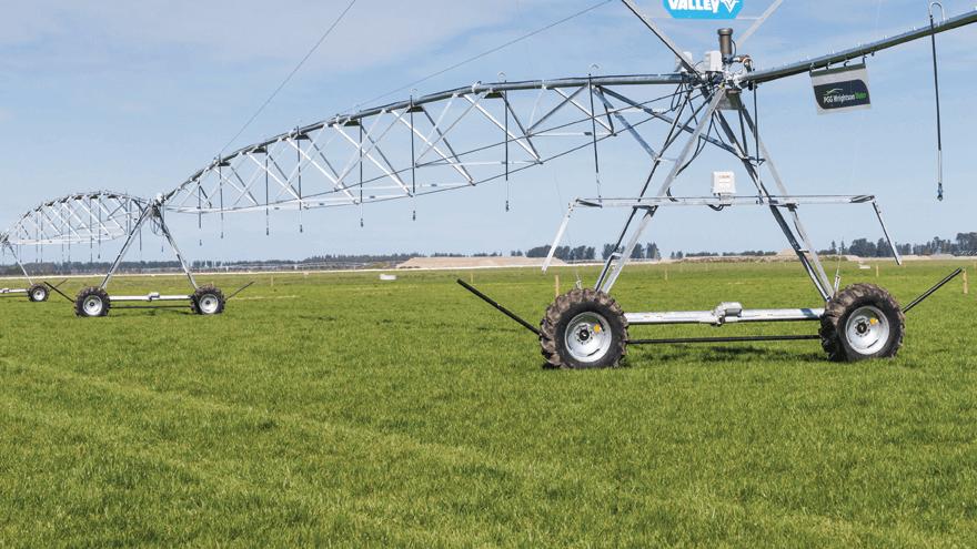 Liquid nitrogen boosts crop performance