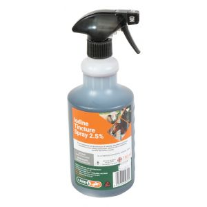Iodine Tincture Spray 2.5%