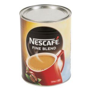 Nescafe Fine Blend Instant Coffee 500 g