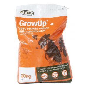 NRM GrowUp 16% Pellets 20 kg