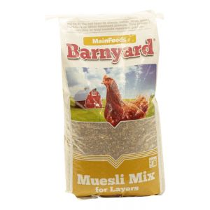 Barnyard Muesli for Layers 20 kg