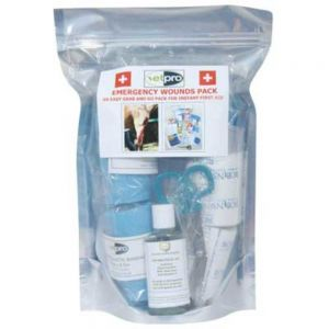 Vetpro First Aid - Equine Emergency Wounds Pack