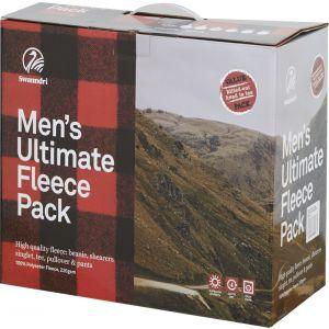 Swanndri 5 Piece Men's Fleece Pack