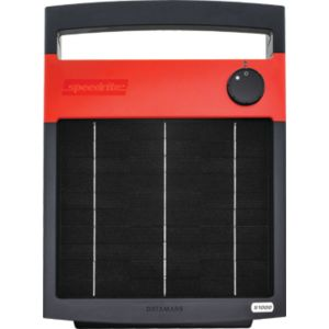 Speedrite Portable Solar Energizer with Battery S1000