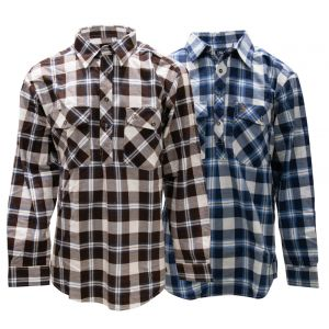Swanndri Egmont Shirt Twin Pack