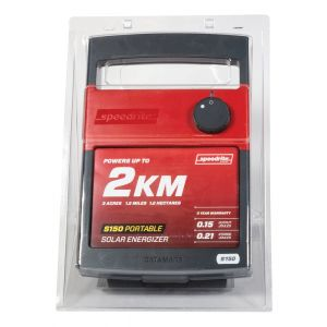 Speedrite S150 Solar Energizer with Battery