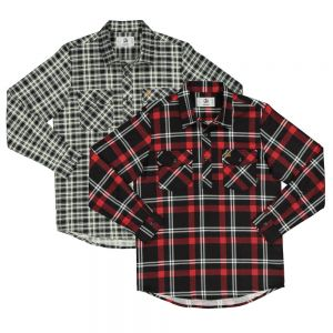 Swanndri Kids' Egmont Shirt Twin Pack