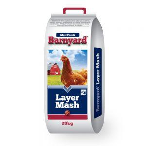 Barnyard Layer Mash 20 kg