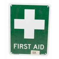 First Aid Sign 225 mm x 300 mm