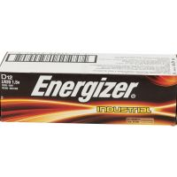 Energizer Battery Industrial D 12 Pack 12 pack