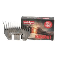 Heiniger Kombat Short Bevel Comb 97 mm 1 pack