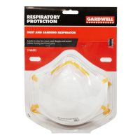 Gardwell Respirator Dust & Sanding 3 pack