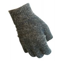 Weft Fingerless Gloves