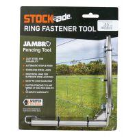 STOCKade Ringfast Hog Ring Fastening Tool