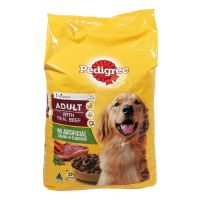 Pedigree Beef Working Dog Food 20 kg