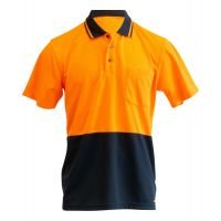 Deane Day Compliant Short Sleeve Polo Shirt