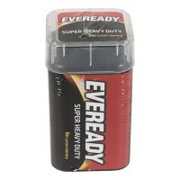 Energizer Eveready Super Heavy Duty 6 V Lantern Battery