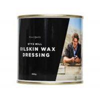 Styx Mill Oilskin Wax Reproof Tin