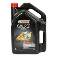 Castrol GTX Diesel Engine Oil 15W-40 5 L