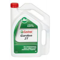 Castrol Garden 2T 2 Stroke Engine Oil 4 L