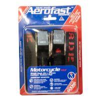 Aerofast Tiedowns Motorcycle Tiedowns (S-hook) 2 m x 25 mm