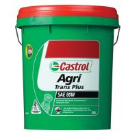 Castrol Agri Trans Plus 80W 20 L