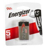 Energizer Max Batteries 9V
