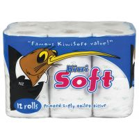 KiwiSoft Toilet Paper 2ply 48 pack