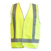 Deane High Viz Day/Night Compliant Vest