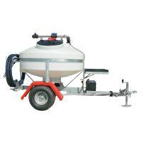 McKee Plastics Mobile Milk Transporter/Mixer 550 L