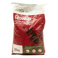 NRM GrowUp 20% Pellets 20 kg