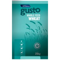 Gusto Whole Feed Wheat 25 kg
