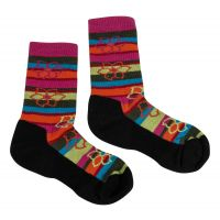 Point6 Bolivian Stripe Socks