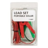 Speedrite Lead Set for Solar Energizer S500/S150