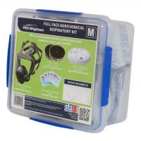 STS Full Face Mask - CF01 Agricultural Spraying Respiratory Starter Kit