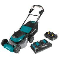 "Makita 18Vx2 (36V) LXT Brushless 530mm 21"" Metal Deck Self-Propelled Lawn Mower Kit"