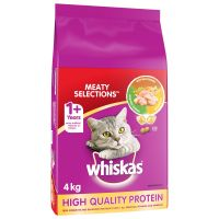 Whiskas Meaty Selections