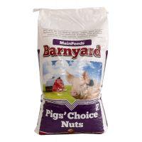 Barnyard Pigs' Choice Nuts 20 kg