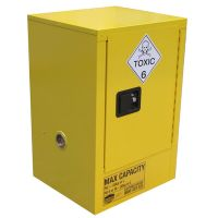 Daltons Toxic Substance Storage Cabinets