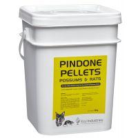 Pindone Possum & Rat Pellets 10 kg