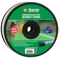 Strainrite Premium Electric Bungy Cord 50 m