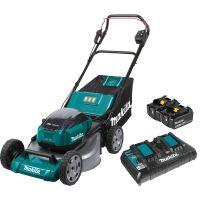 "Makita 18Vx2 (36V) LXT Brushless 530mm 21"" Metal Deck Lawn Mower"